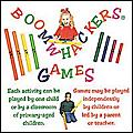 Rhythm Band Boomwhackers Games CD thumbnail
