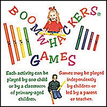 Rhythm Band Boomwhackers Games CD