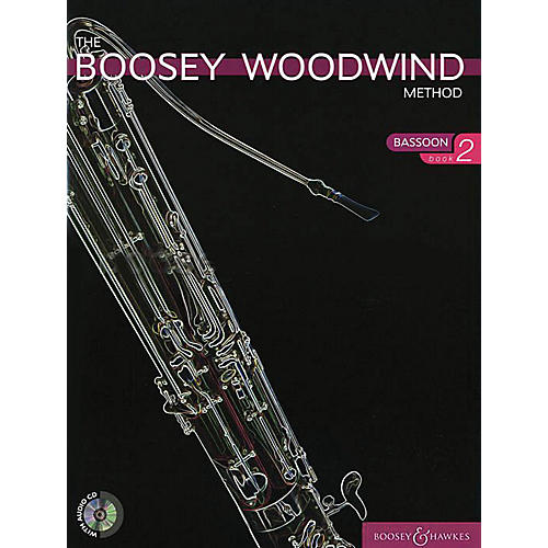 Boosey and Hawkes Boosey Woodwind Method: Basson Book 2 Concert Band