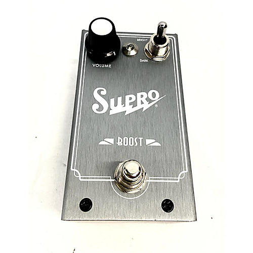 Boost Effect Pedal