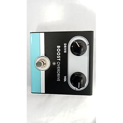 Jet City Amplification Boost Overdrive Effect Pedal
