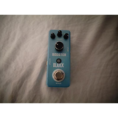 Stagg Booster Effect Pedal
