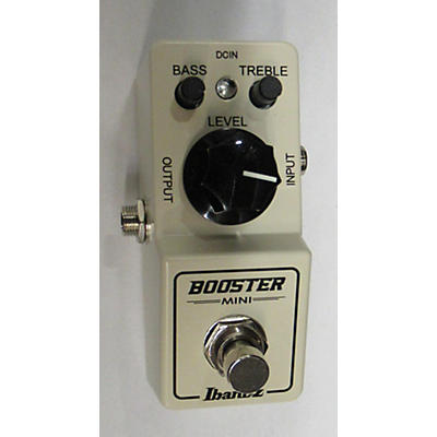 Ibanez Booster Mini Effect Pedal