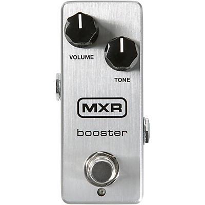 MXR Booster Mini Effects Pedal
