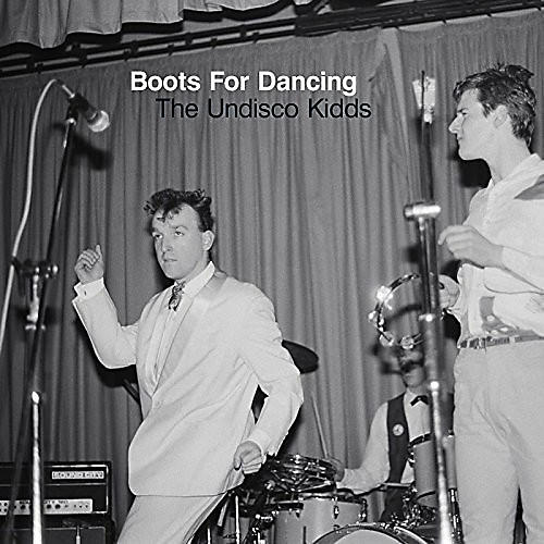 Alliance Boots for Dancing - Undisco Kidds