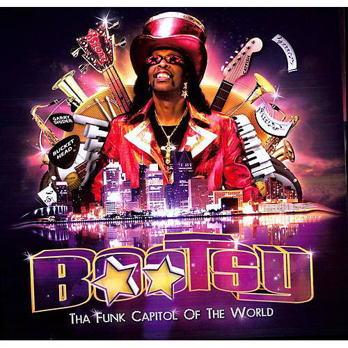 Alliance Bootsy Collins - Tha Funk Capitol of the World