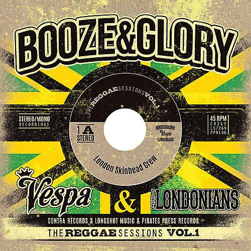 Alliance Booze & Glory - The Reggae Sessions, Volume 1