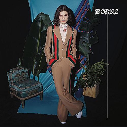 Alliance Borns - Blue Madonna
