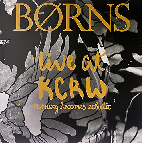 Alliance Borns - Live on KCRWS Morning Becomes Eclectic