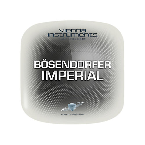 Vienna Instruments Bosendorfer Imperial Software Download