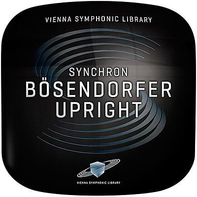 Vienna Instruments Bosendorfer Upright Standard Library (Download)