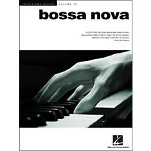 Hal Leonard Bossa Nova - Jazz Piano Solos Series Volume 15