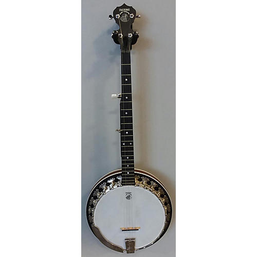 Deering Boston 5-String Banjo Brown