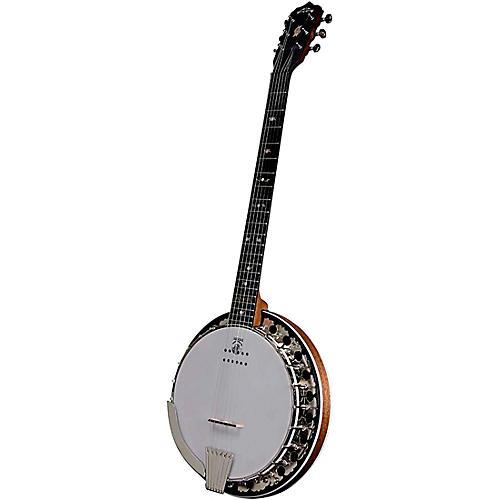 Deering Boston 6-String Acoustic-Electric Banjo