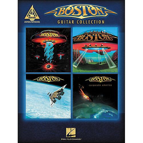 Hal Leonard Boston Guitar Collection Tab Book