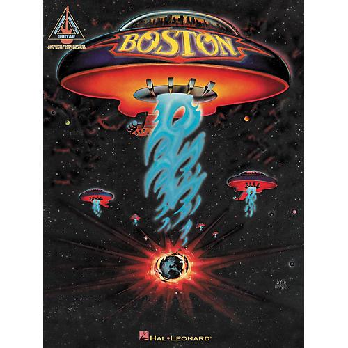 Hal Leonard Boston Guitar Tab Songbook