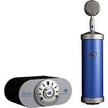 Open Box BLUE Bottle Microphone System with SKB Case