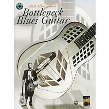 Alfred Bottleneck Blues Guitar Book/CD