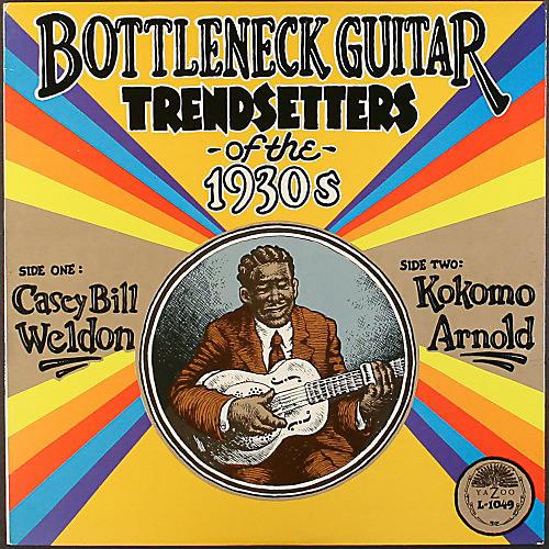Alliance Bottleneck Guitar Trendsetters of the 1930S