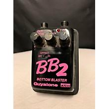 Guyatone Bottom Blaster BB2 Bass Effect Pedal