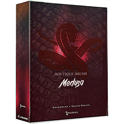 Musical Sampling Boutique Drums Medusa (Download)