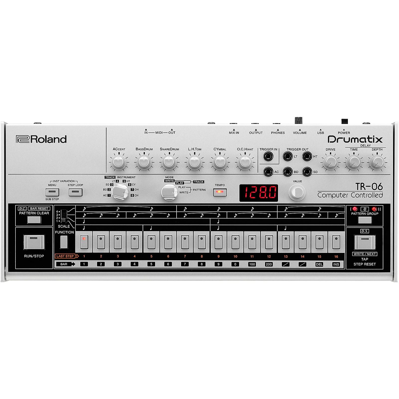 Roland Boutique TR-06 Drum Machine