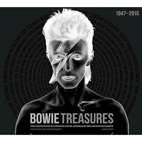 Hal Leonard Bowie Treasures