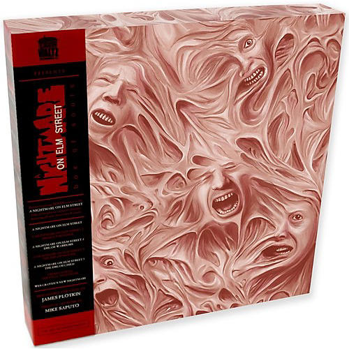 Alliance Box Of Souls - A Nightmare On Elm Street Collectio