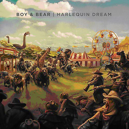 Alliance Boy & Bear - Harlequin Dream