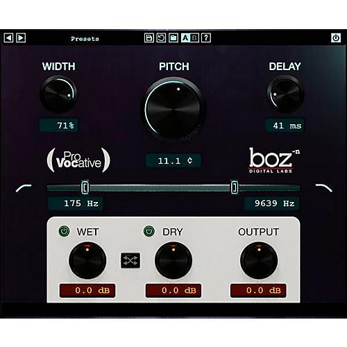 BOZ DIGITAL LABS Boz Digital ProVocative
