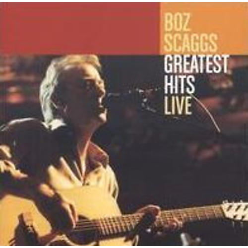 Alliance Boz Scaggs - Greatest Hits Live