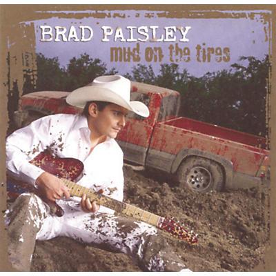Brad Paisley - Mud on the Tires (CD)