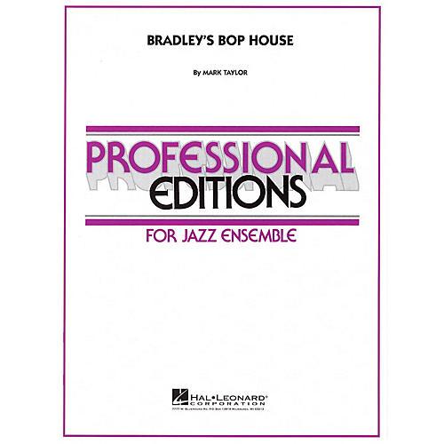 Hal Leonard Bradley's Bop House Jazz Band Level 5 Composed by Mark Taylor