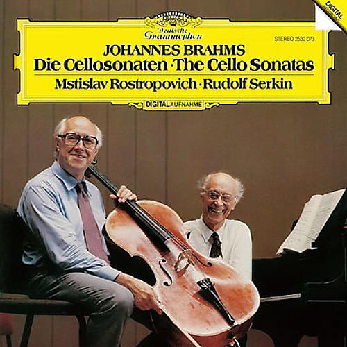 Alliance Brahms: Die Cellosonaten, the Cello Sonatas