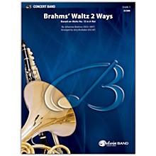 BELWIN Brahms' Waltz 2 Ways Conductor Score 3 (Medium Easy)