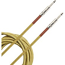 Braided Instrument Cable 10 ft. Tweed