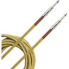 Braided Instrument Cable 15 ft. Tweed