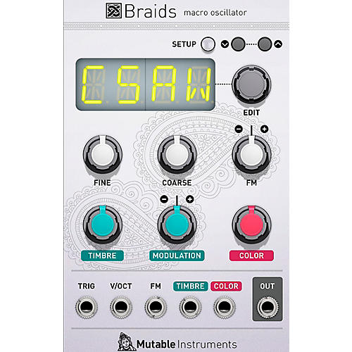 Softube Braids by Mutable Instruments