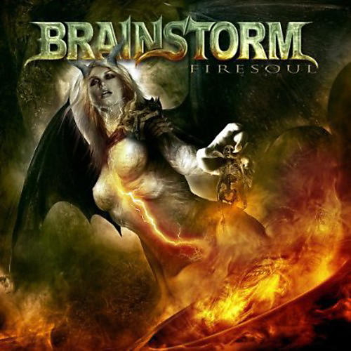 Alliance Brainstorm - Firesoul (Black Vinyl)