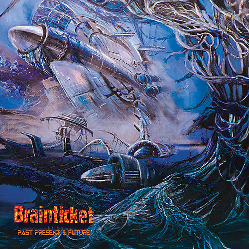 Alliance Brainticket - Past Present & Future