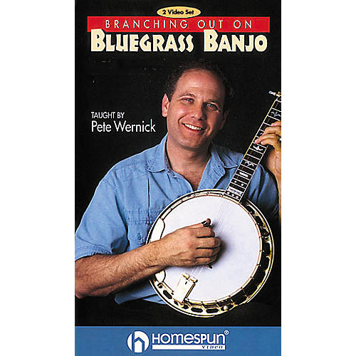 Hal Leonard Branching Out on Bluegrass Banjo - 2-Video Set