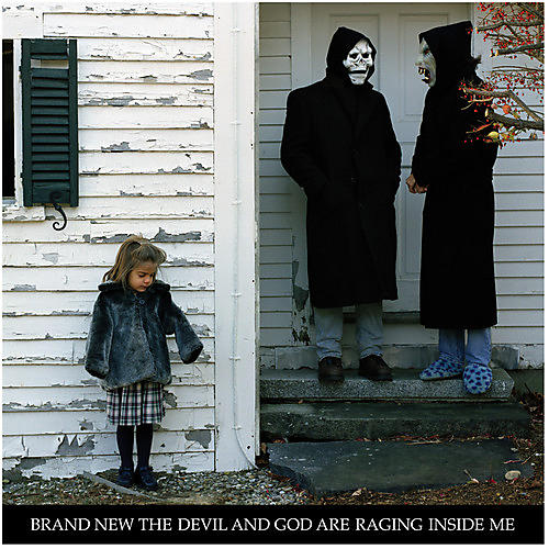 Alliance Brand New - The Devil and God Are Raging Inside Me