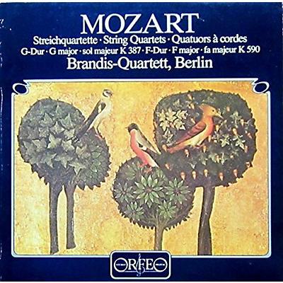 Brandis-Quartett - Streichquartette KV 387 & 590