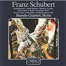 Brandis Quartett - Streichquartette Nos 9 & 10