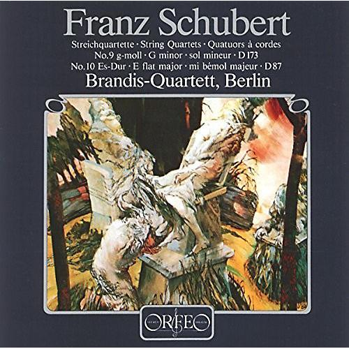 Alliance Brandis Quartett - Streichquartette Nos 9 & 10