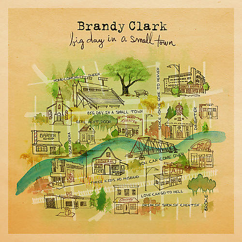 Alliance Brandy Clark - Big Day In A Small Town