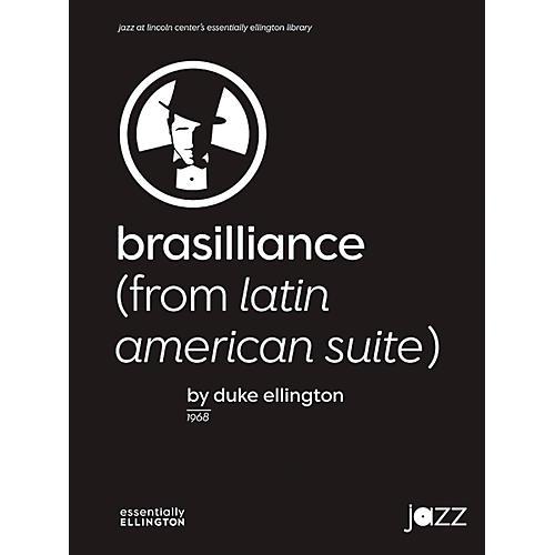 Alfred Brasilliance Jazz Ensemble Grade 4 (Medium Advanced / Difficult)