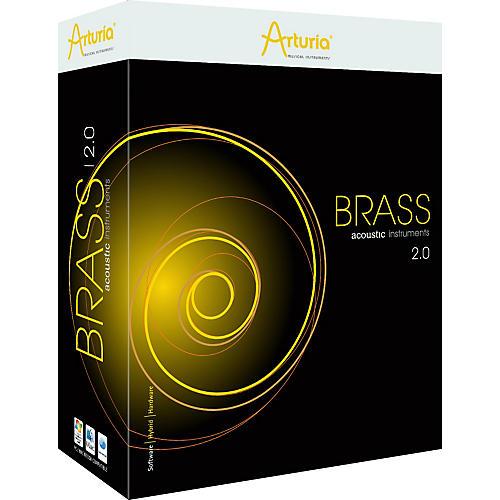 Arturia Brass 2.0 Software + EWI USB Wind Instrument Bundle