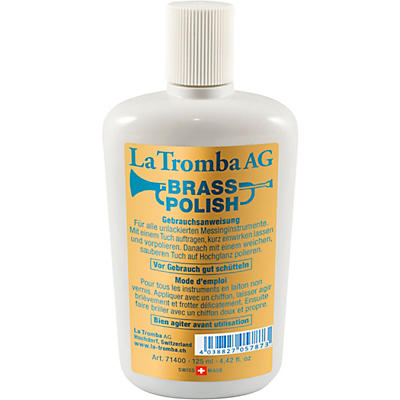 La Tromba Brass Polish 125 ml