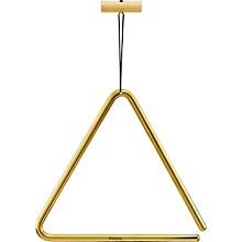 Brass Triangle 8 in